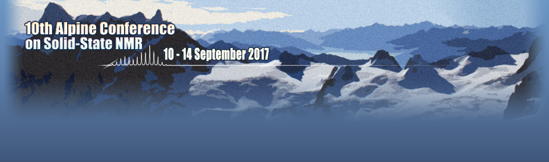 homepage 10th Alpine Conference : 10 - 14 September 2017